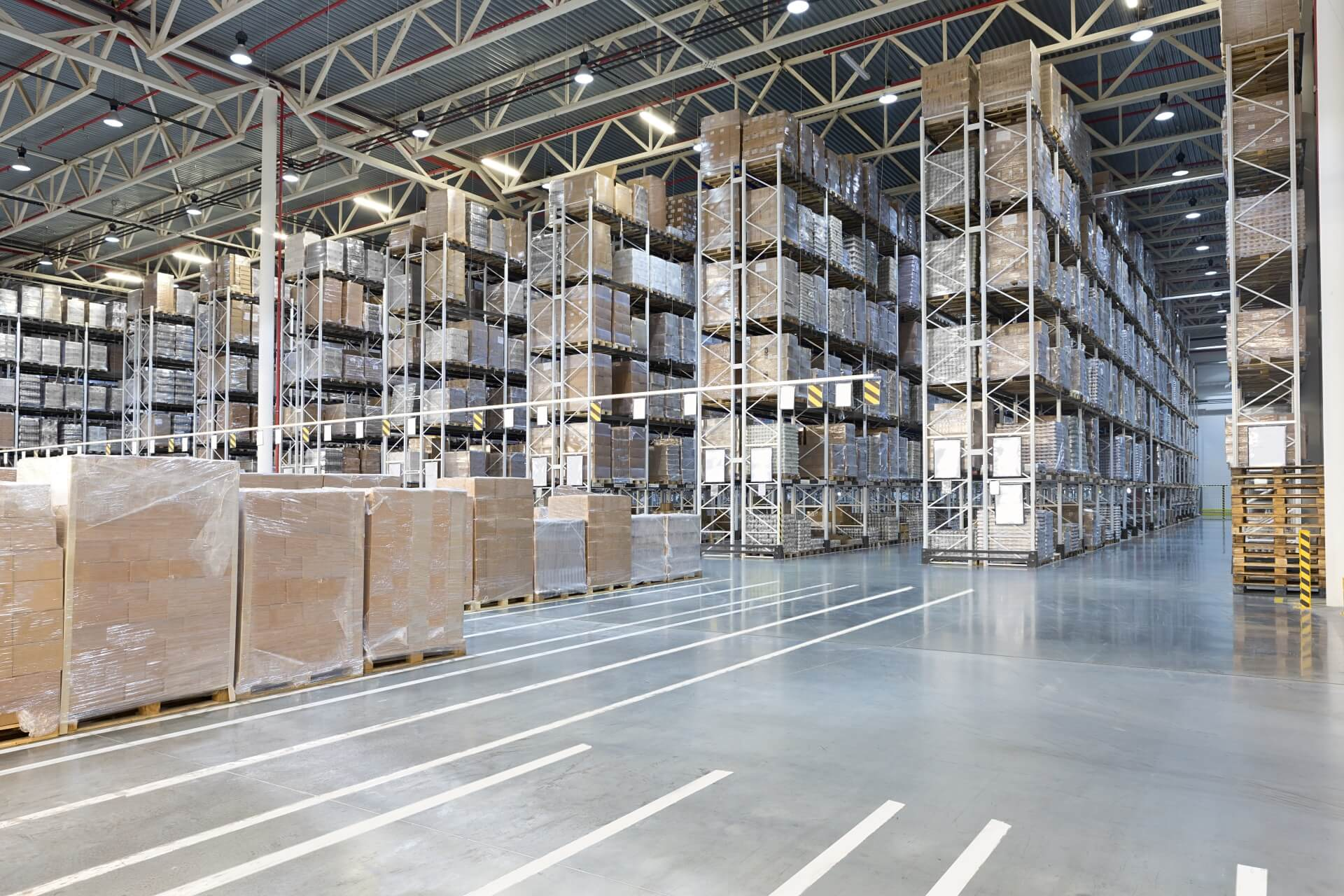 Warehousemanagement with SAP