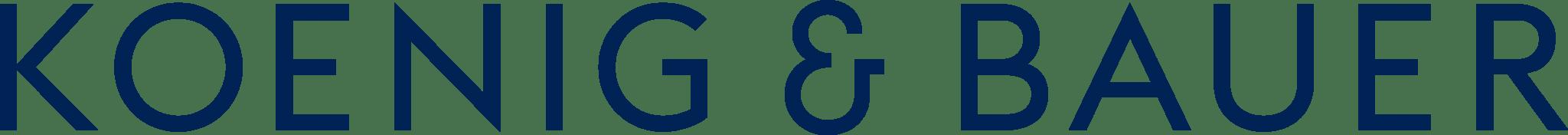 Logo von Koenig & Bauer