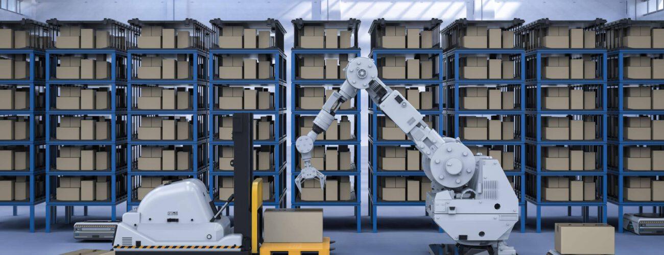 Vorteile einer Logistik-Automatisierung im Pandemie-Umfeld