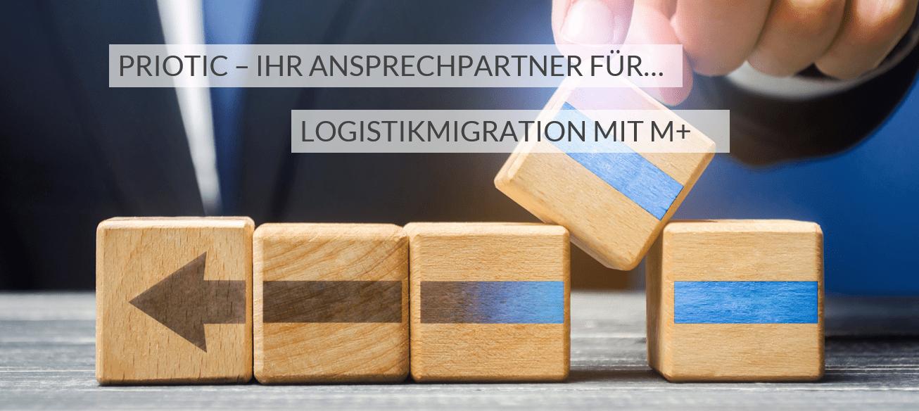 Logistikmigration Header