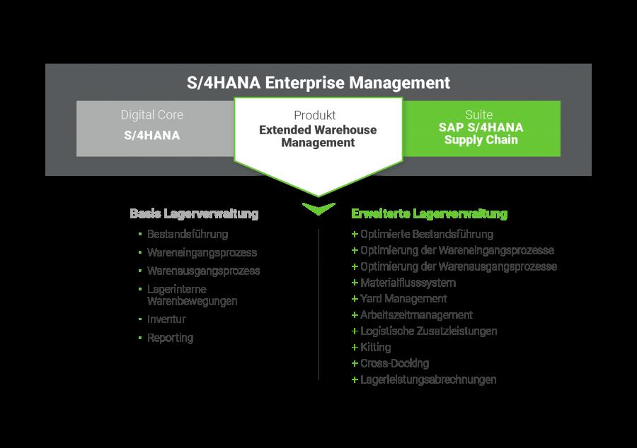 SAP embedded EWM S4HANA